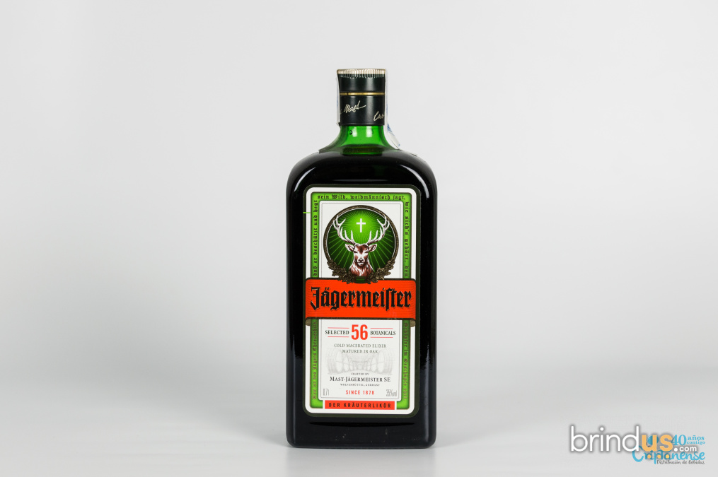 Licor Jägermeister 70cl