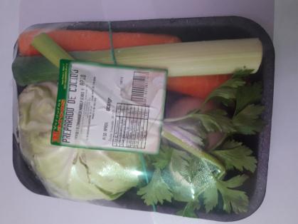 Verduras de cocido