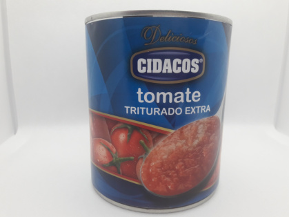 Bote tomate natural