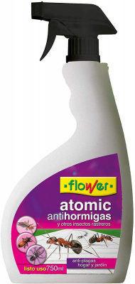 ANTOHORMIGAS SPRAY FLOWER 750ML