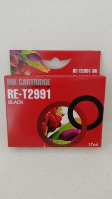 Cartucho Impresora T2991 (Negro) (Compatible)