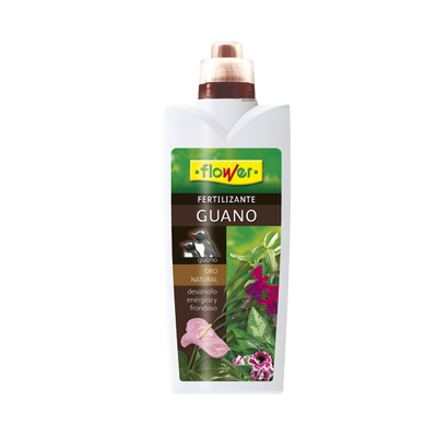 FLOWER FERTILIZANTE GUANO 1L