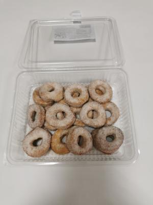 Caja de rosquillos de mistela