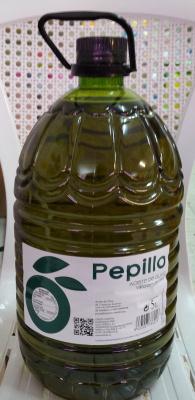 Aceite oliva Virgen Pepillo (Valdepeñas)