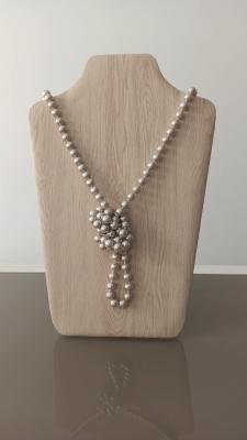 Collar de perlas, varios colores