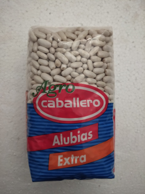 Legumbres Agrocaballero