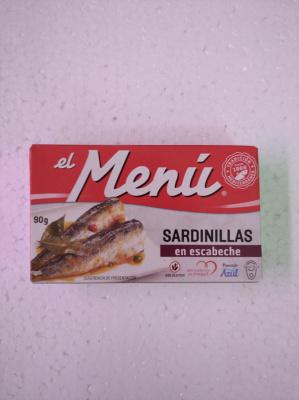 Lata de Sardinillas (El Menu)