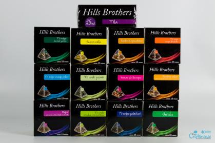 Infusiones Hills Brothers caja de 15 und