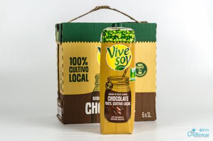 Bebida de soja Vive Soy - Varios Tipos