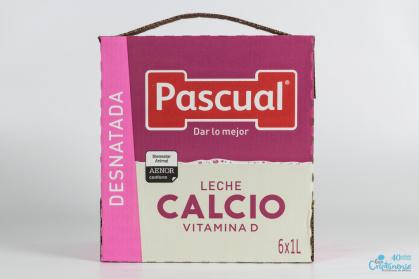 Leche Pascual - Varios tipos