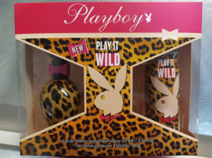 Estuche colonia Play Boy