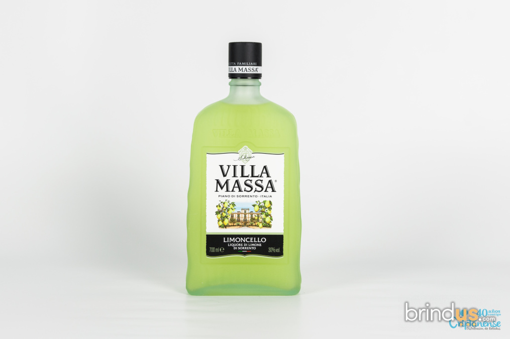 Licor de limón Villa Massa 70cl